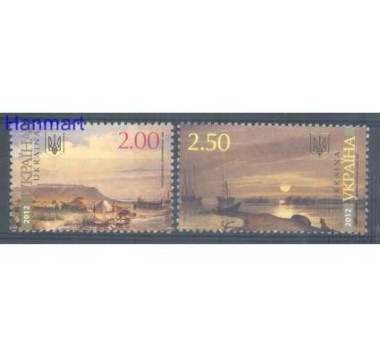 Znaczek Ukraina 2012 Mi 1229-1230 Czyste **