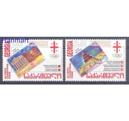 Znaczek Gruzja 2012 Mi 601-602 Czyste **