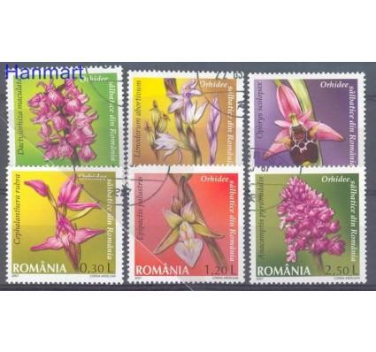 Znaczek Rumunia 2007 Stemplowane