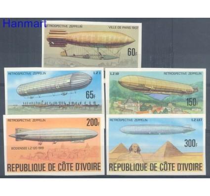 Znaczek Wybrzeże Kości Słoniowej 1977 Czyste **