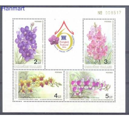 Znaczek Tajlandia 1986 Mi bl 17 Czyste **