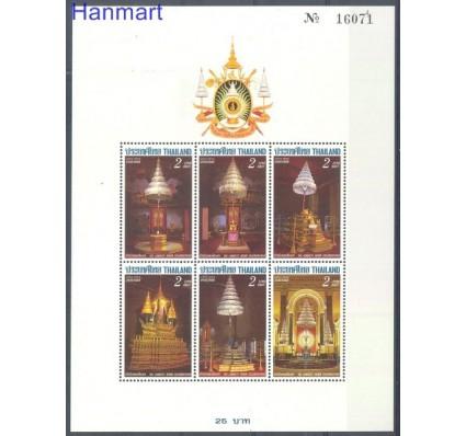 Znaczek Tajlandia 1988 Mi bl 20 Czyste **