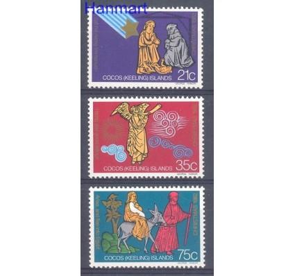 Znaczek Wyspy Kokosowe / Keelinga 1982 Mi 104-106 Czyste **