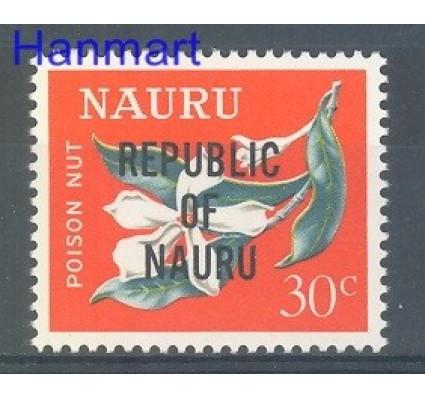 Znaczek Nauru 1968 Mi 79 Czyste **