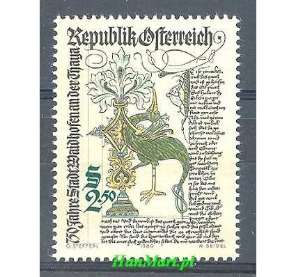 Znaczek Austria 1980 Mi 1658 Czyste **