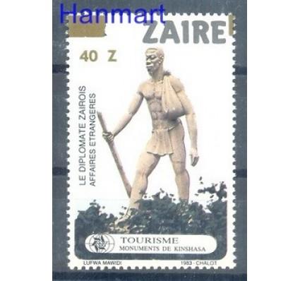 Znaczek Kongo Kinszasa / Zair 1990 Mi 969 Czyste **