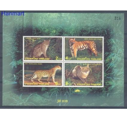 Znaczek Tajlandia 1998 Mi bl 110 Czyste **