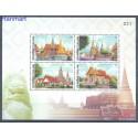 Tajlandia 2002 Mi bl 159 Czyste **