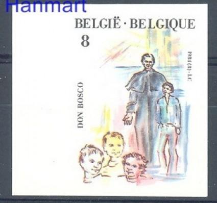 Znaczek Belgia 1984 Mi 2181B Czyste **