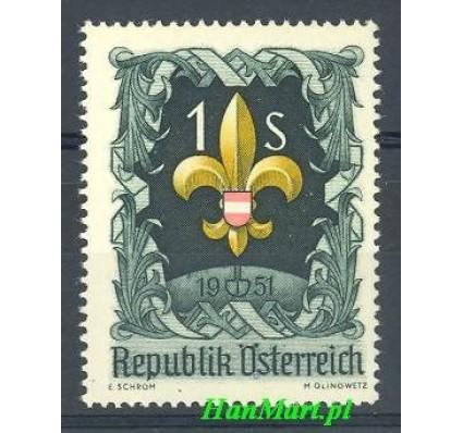 Austria 1951 Mi 966 Czyste **