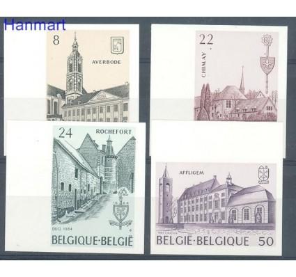 Znaczek Belgia 1984 Mi 2198-2201B Czyste **