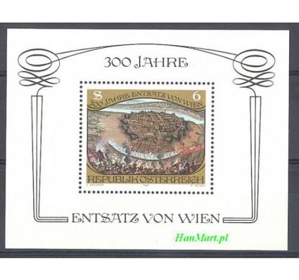 Znaczek Austria 1983 Mi bl 6 Czyste **