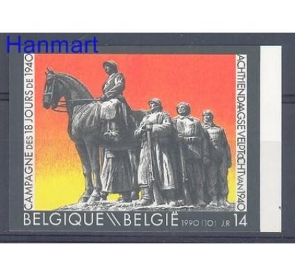 Znaczek Belgia 1990 Mi 2421B Czyste **