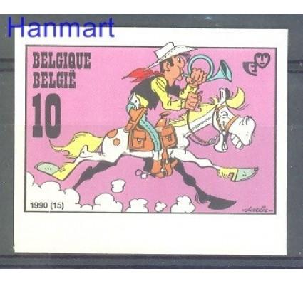 Znaczek Belgia 1990 Mi 2442B Czyste **