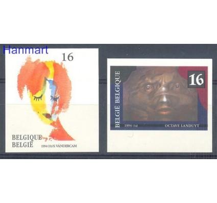 Znaczek Belgia 1994 Mi 2588-2589B Czyste **
