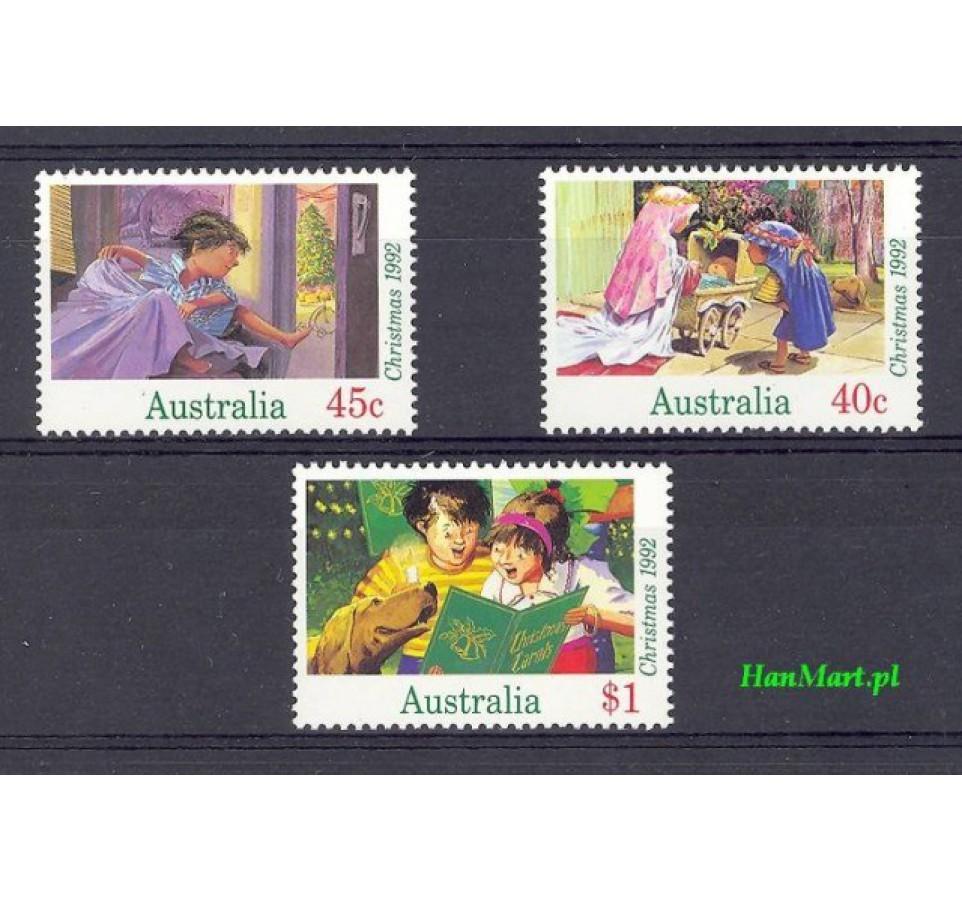Australia 1992 Mi 1326-1328 Czyste **