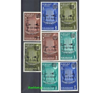 Sharjah 1966 Mi 204-211 Czyste **