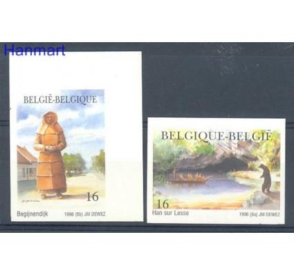 Belgia 1996 Mi 2692-2693B Czyste **