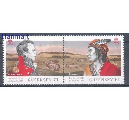 Znaczek Guernsey 2012 Mi 1386-1387 Czyste **
