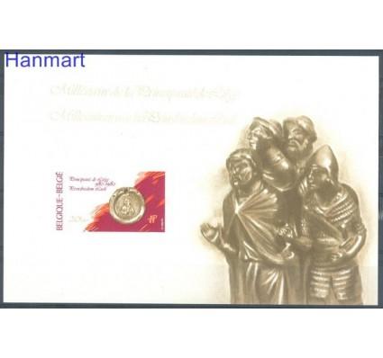 Znaczek Belgia 1980 Mi bl 50B Czyste **