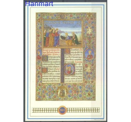Znaczek Belgia 1993 Mi bl 62B Czyste **