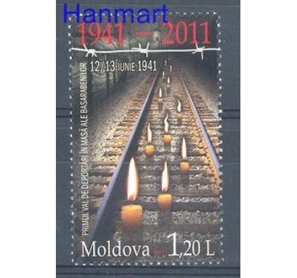 Znaczek Mołdawia 2011 Mi 755 Czyste **