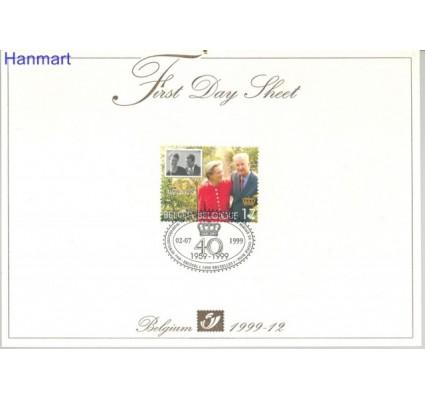 Znaczek Belgia 1999 Mi 1880 FDC