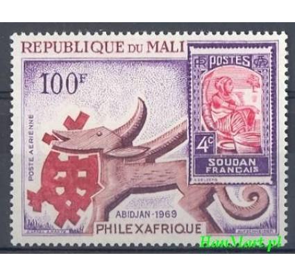 Znaczek Mali 1969 Mi 179 Czyste **