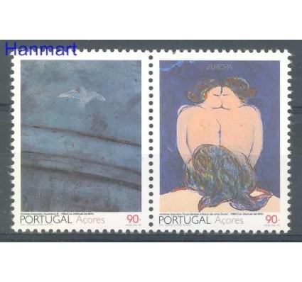 Znaczek Azory 1993 Mi 434-435 Czyste **