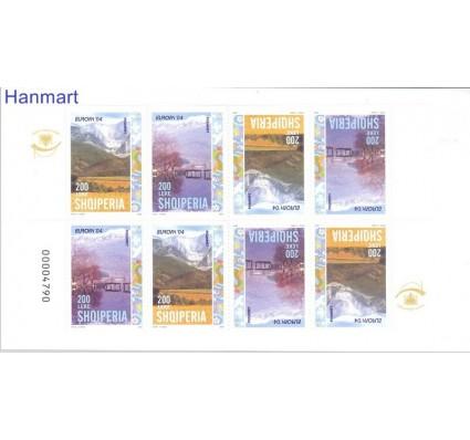 Znaczek Albania 2004 Mi mh 8 Czyste **
