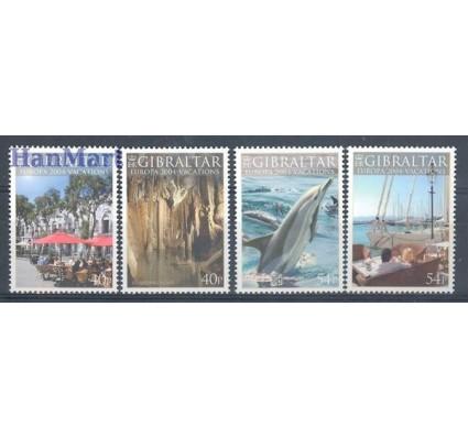 Znaczek Gibraltar 2004 Mi 1064-1067 Czyste **