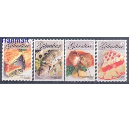 Znaczek Gibraltar 2005 Mi 1122-1125 Czyste **