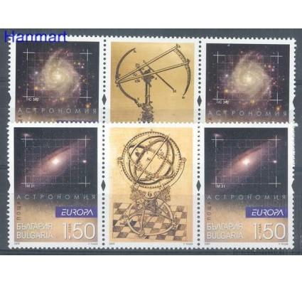 Znaczek Bułgaria 2009 Mi 4904-4905 Czyste **