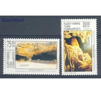 Znaczek Cypr Północny 1999 Mi 499-500 Czyste **