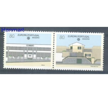 Znaczek Madera 1990 Mi 133-134 Czyste **