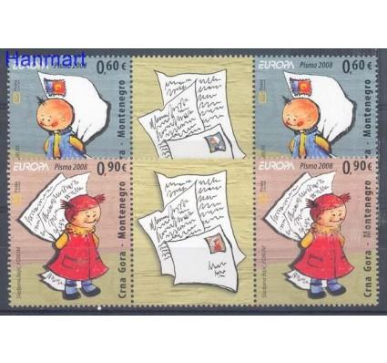 Znaczek Czarnogóra 2008 Mi 166-167 Czyste **