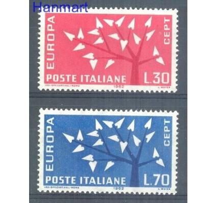 Znaczek Włochy 1962 Mi 1129-1130 Czyste **