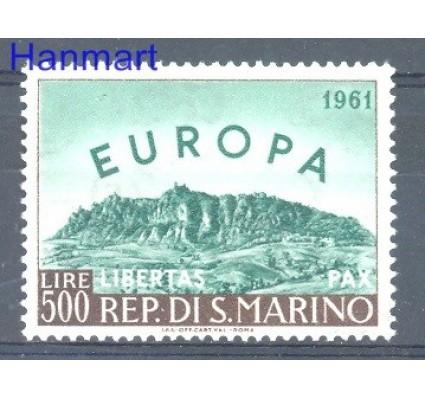 Znaczek San Marino 1961 Mi 700 Czyste **