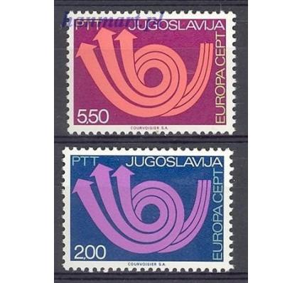 Znaczek Jugosławia 1973 Mi 1507-1508 Czyste **