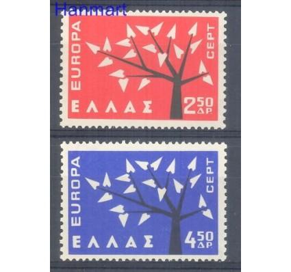 Znaczek Grecja 1962 Mi 796-797 Czyste **
