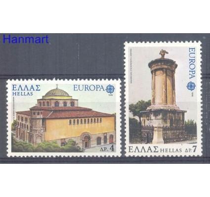 Znaczek Grecja 1978 Mi 1314-1315 Czyste **