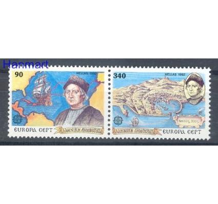 Znaczek Grecja 1992 Mi 1802-1803 Czyste **