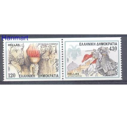 Znaczek Grecja 1997 Czyste **