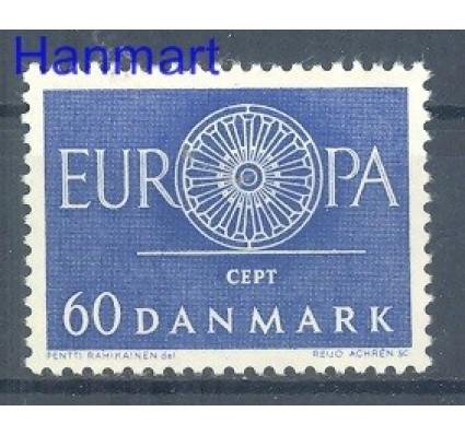 Znaczek Dania 1960 Mi 386 Czyste **
