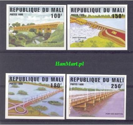 Znaczek Mali 1996 Mi 1660-1663B Czyste **