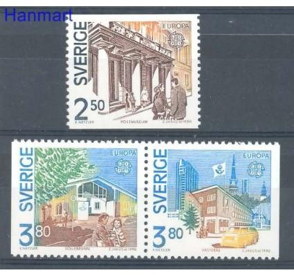 Znaczek Szwecja 1990 Mi 1589-1591 Czyste **