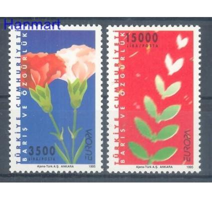 Znaczek Turcja 1995 Mi 3047-3048 Czyste **