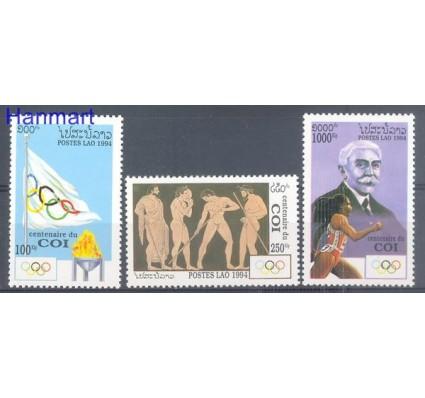 Znaczek Laos 1994 Mi 1396-1398 Czyste **