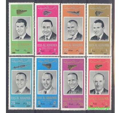 Ras Al Khaima 1966 Mi 124-131 Czyste **