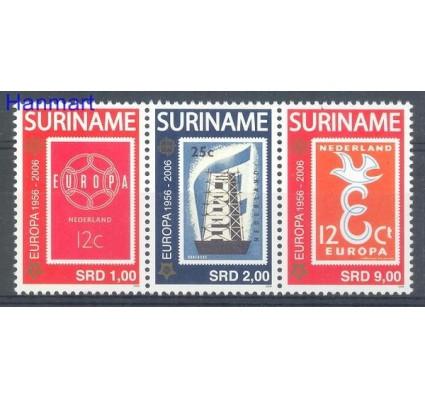 Znaczek Surinam 2006 Mi 2028-2030 Czyste **